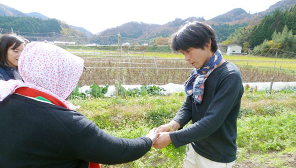 NEWモザンビーク 日本とモザンビークの小規模農家が経験交流(兵庫県篠山市)