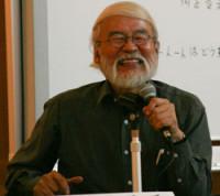 藤村スピーチ写真