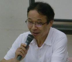 嘉山さんスピーチ写真1