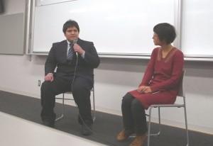 移住連 愛知県立大学シンポ キルカットさん