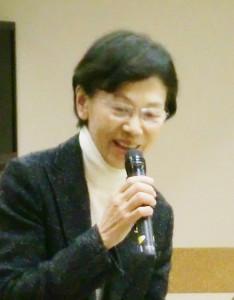 SJF助成発表フォーラム20160118 佐々木貴子さん