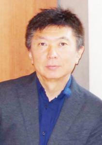 ほせい片山さん自画像 韓国2015
