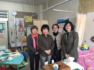 OurPlanet-TV 宮城県色麻中学校 保健室訪問(2016年3月15日~16日)