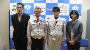 OurPlanet-TV 浪江町健康保健課 保健課長以下3名ヒヤリング2(2016年1月8日~9日)