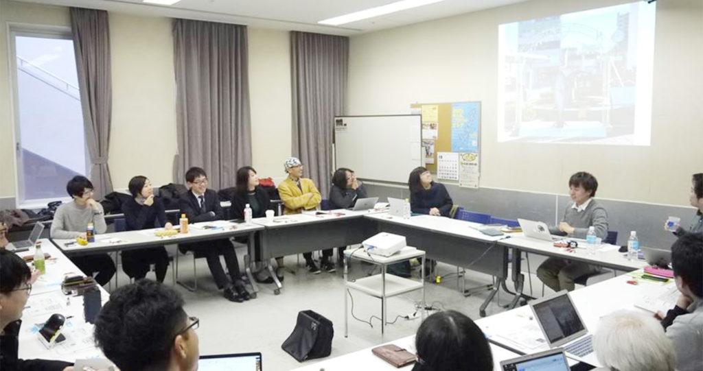 NEWわかもののまち静岡中間報告SJF 京都ユースカウンシル勉強会2017年12月