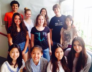 トリミングYIS CHT Group Photo